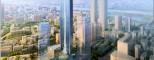 长沙世茂广场项目,高348.5米长沙世茂广场项目